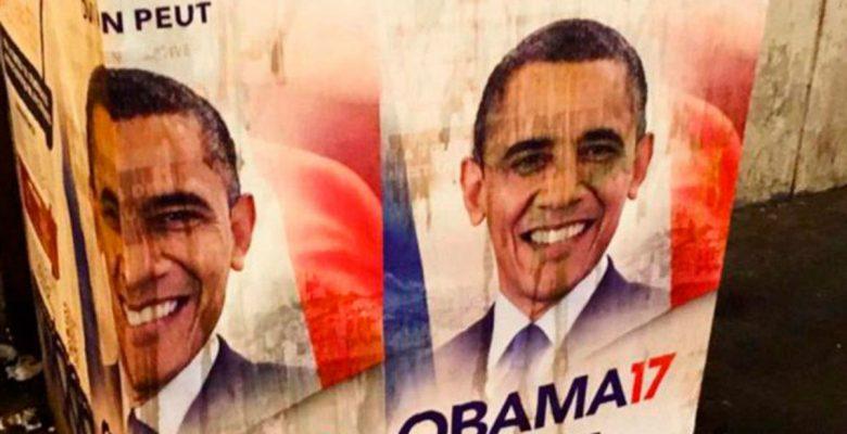 Francia quiere a Obama para presidente