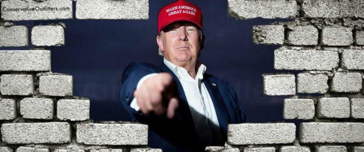 Estos latinos quieren ayudar a construir el muro de Trump