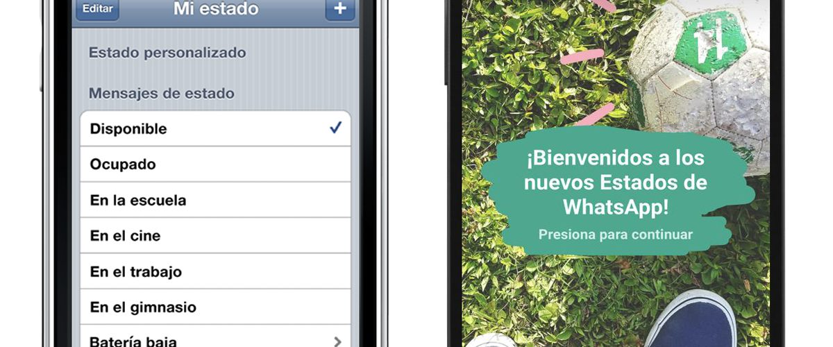 WhatsApp traerá los viejos estados de vuelta