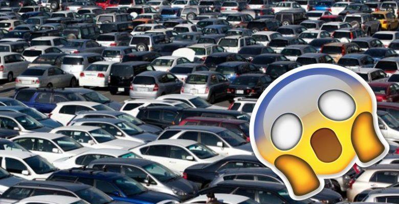 La solución para todas las personas que nunca saben donde estacionaron su auto