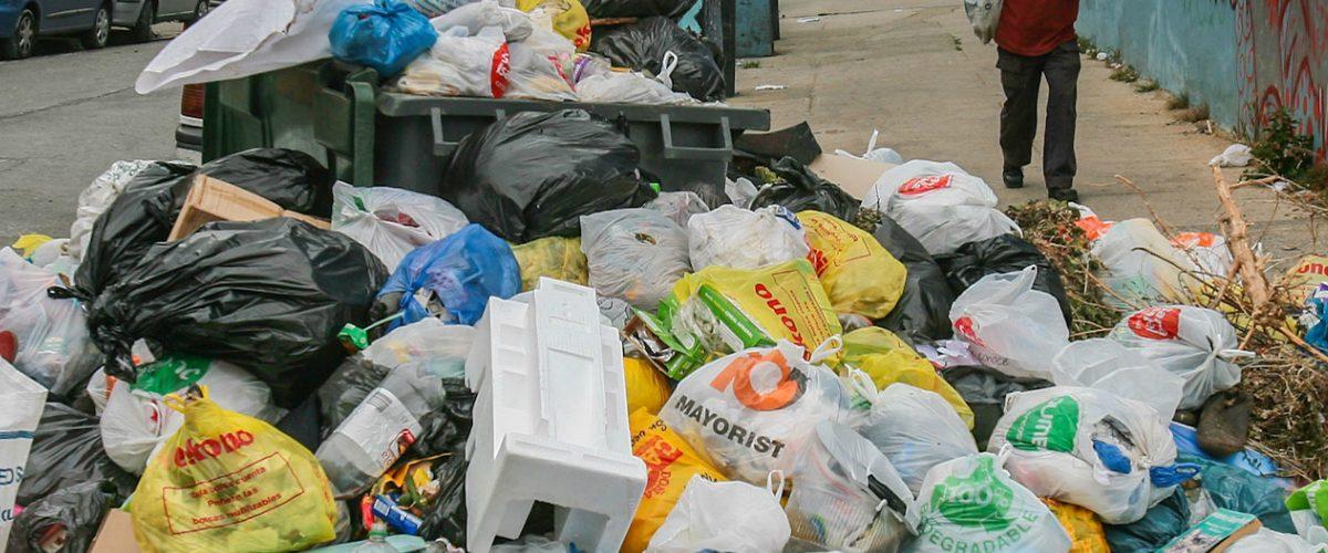 El Metro de la Ciudad de México funcionará con basura