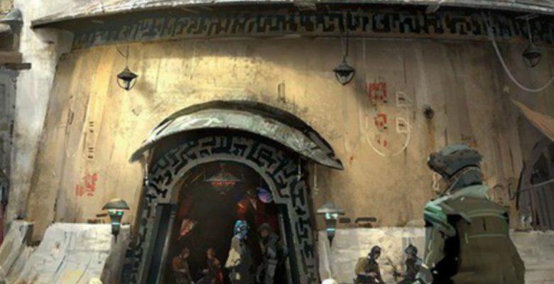 Checa cómo está quedando la 'Tierra de Star Wars' de Disney