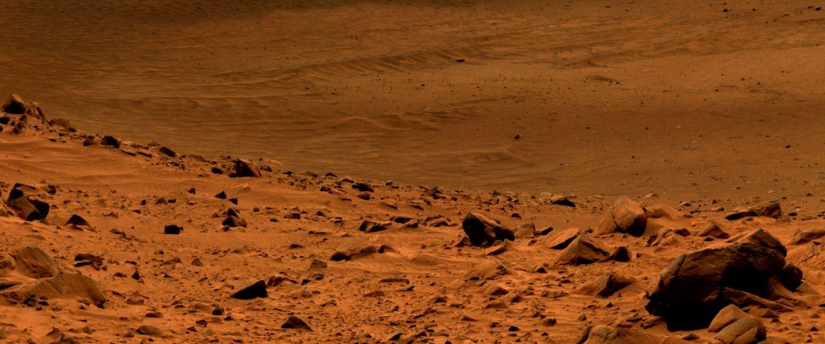 La humanidad ya tiene una razón más para conquistar Marte