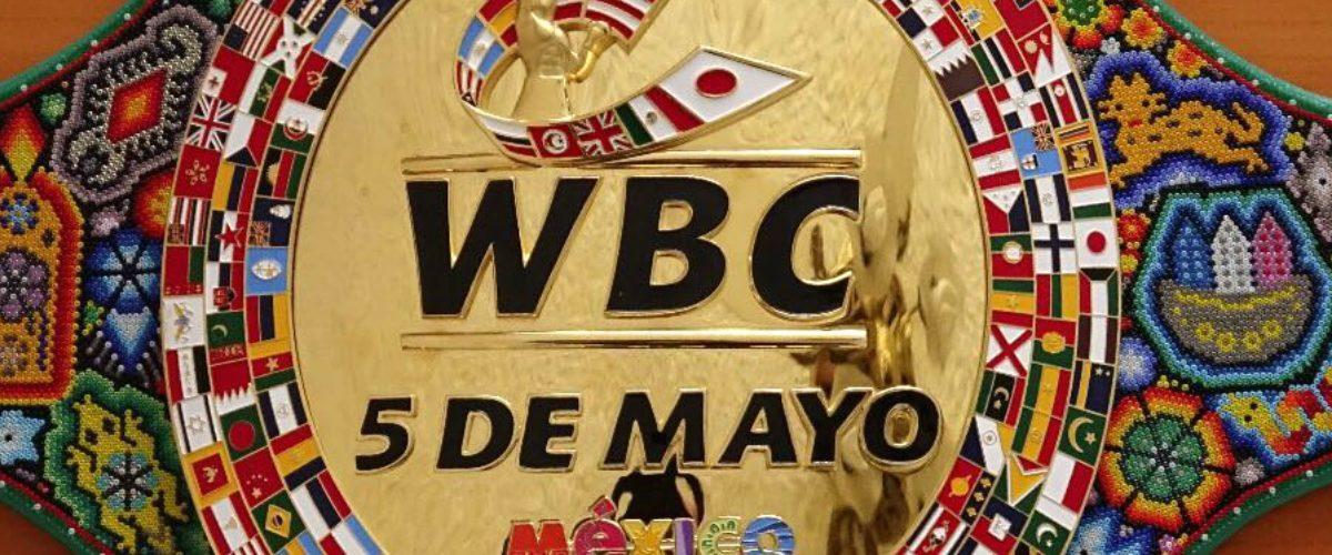 Así es el cinturón del WBC hecho por huicholes que pone en alto el nombre de México
