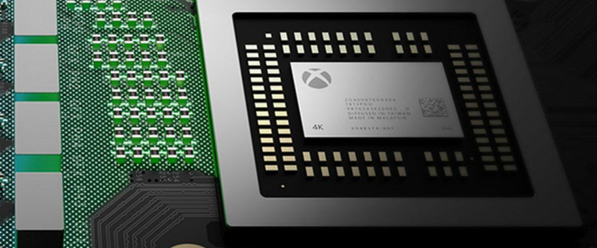 Microsoft hizo de su Xbox Project Scorpio la consola más poderosa de todas
