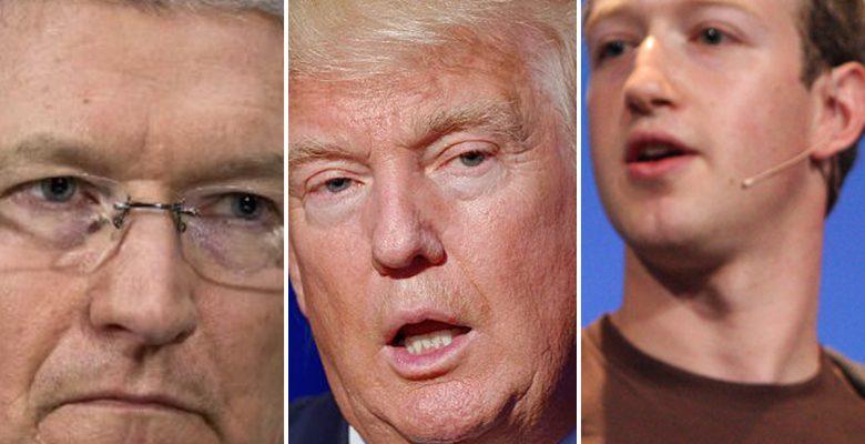 Donald Trump acaba de ponerle las cosas más difíciles a Silicon Valley