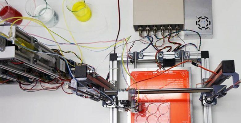 Estos científicos crearon una impresora capaz de fabricar piel humana