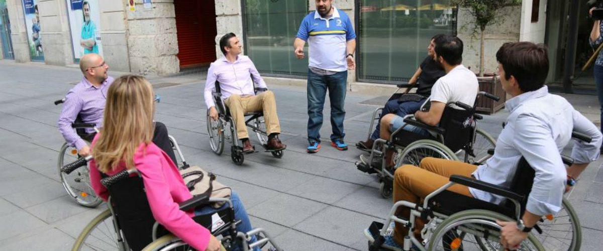 Ya existe una bolsa de trabajo para las personas discapacitadas