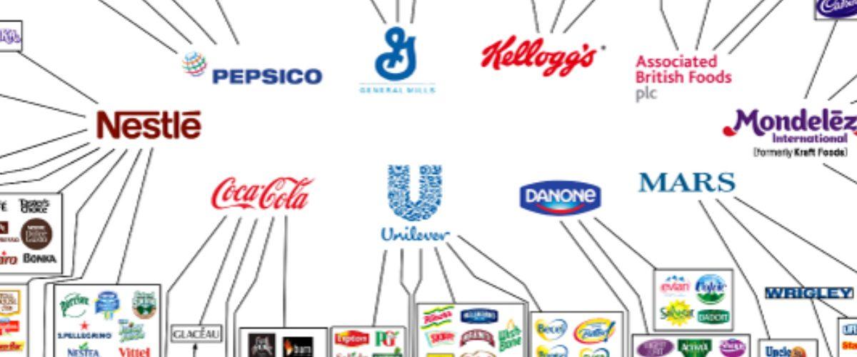 Estas son las 10 marcas que controlan todo lo que compras (y tu vida)