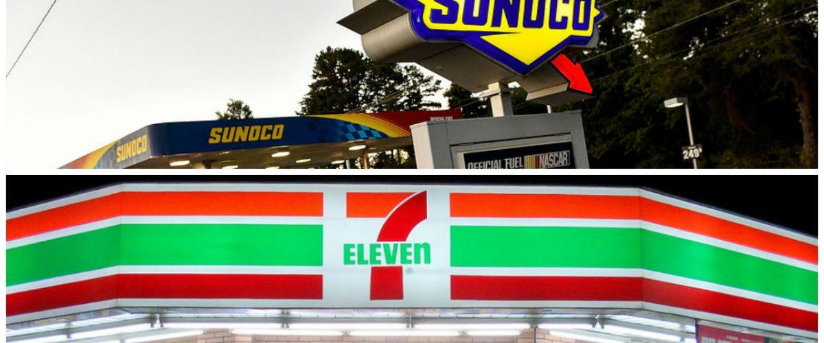 7-Eleven anunció la compra de 1,108 tiendas de la petrolera Sunoco