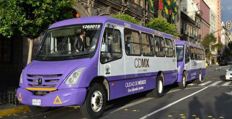 Habrá aumentos en tarifas del transporte público