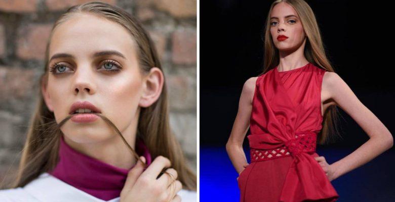 Ella es la mexicana que esta modelando para Chanel y Dior