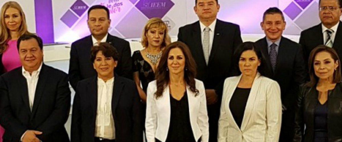 ¿Quién ganó el segundo debate del Estado de México?