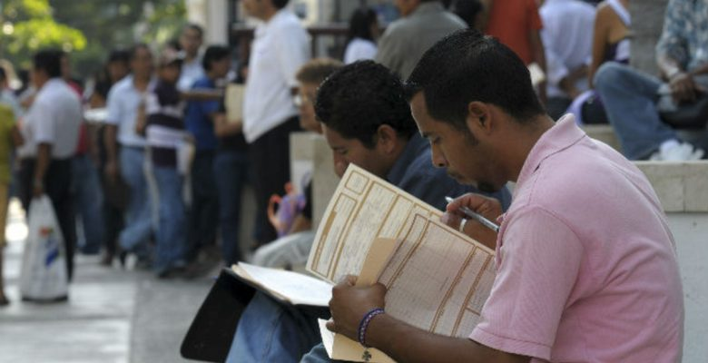 En México hay más trabajo, pero mal remunerado