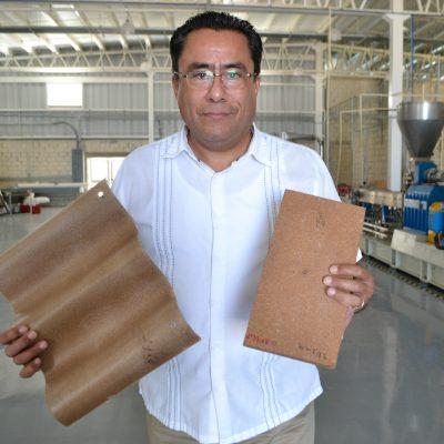 Mexicanos crearon una madera que revolucionará la construcción
