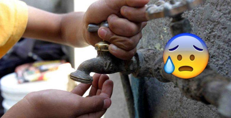 La razón por la que en la CDMX nos quedaremos sin agua muy pronto