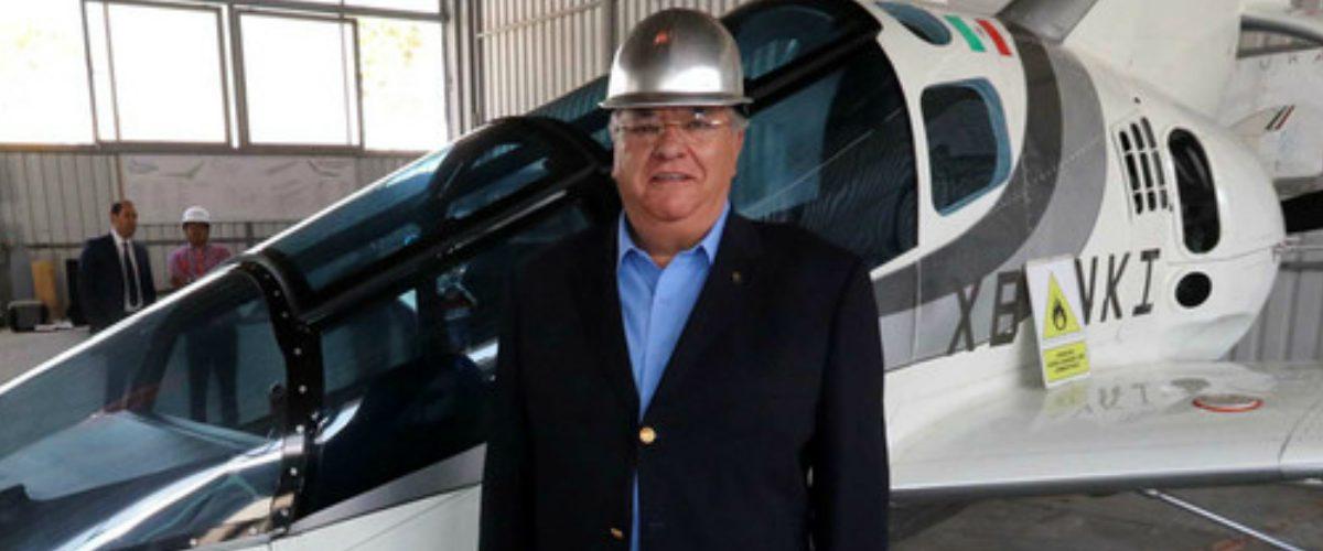 El primer avión diseñado 100% por mexicanos surcará los cielos muy pronto