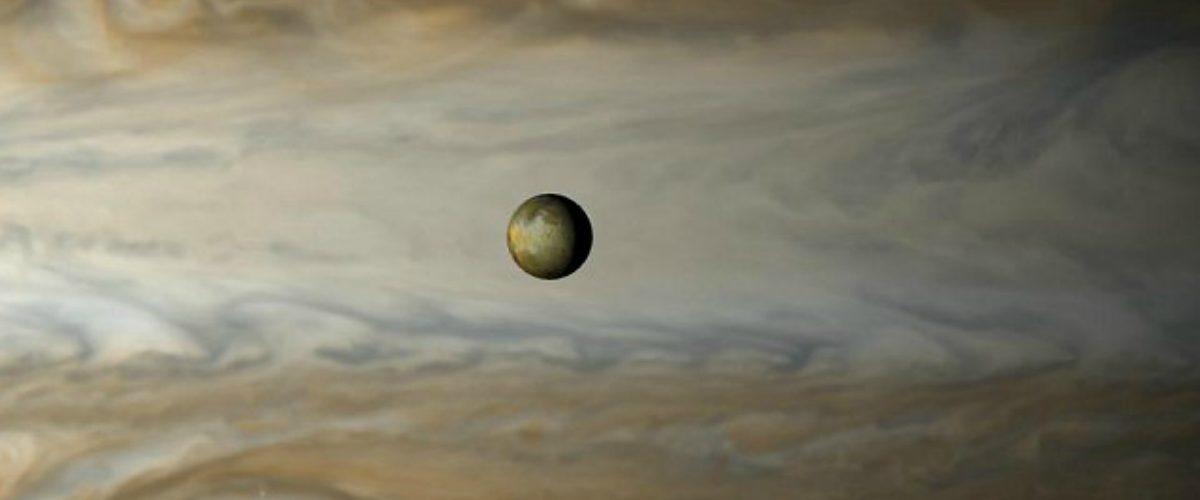 En este satélite de Júpiter hallaron tsunamis gigantes de lava