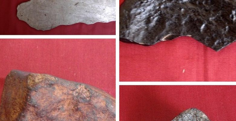 Puedes comprar un fragmento de meteorito por 7 mil pesos