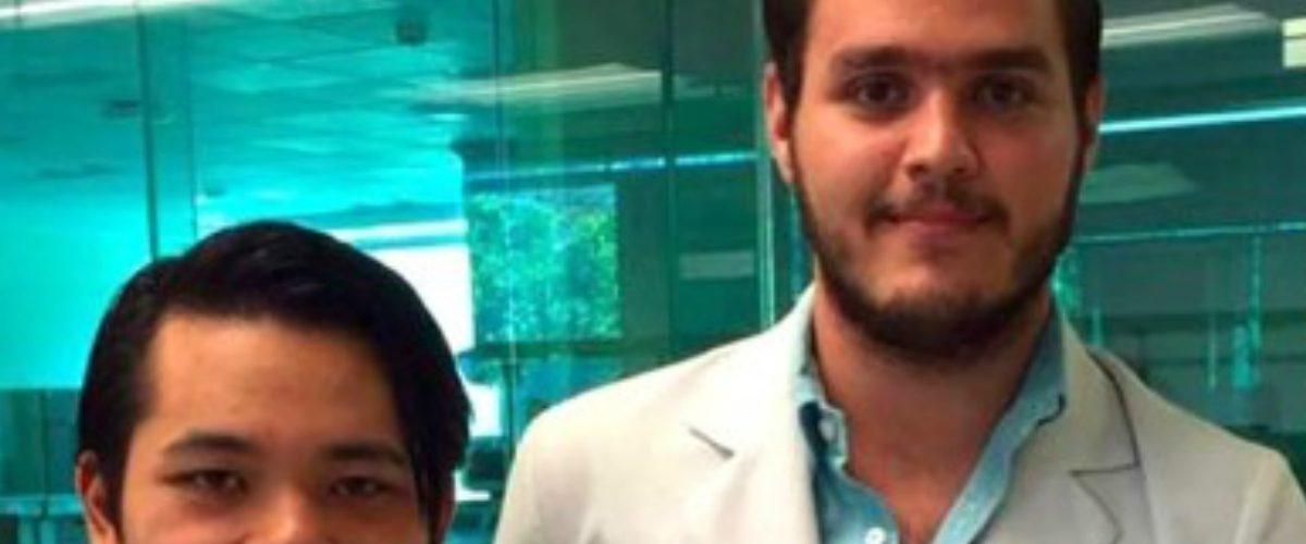 Estos mexicanos crearon un guante que mide los latidos del corazón
