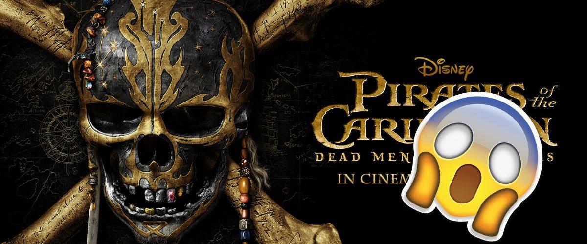 Piratas del Caribe podría estar en peligro por hackeo