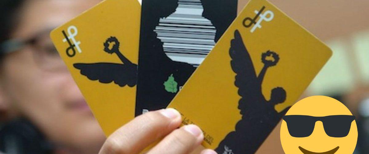 Esto es lo que podrás hacer con tu nueva tarjeta del metro
