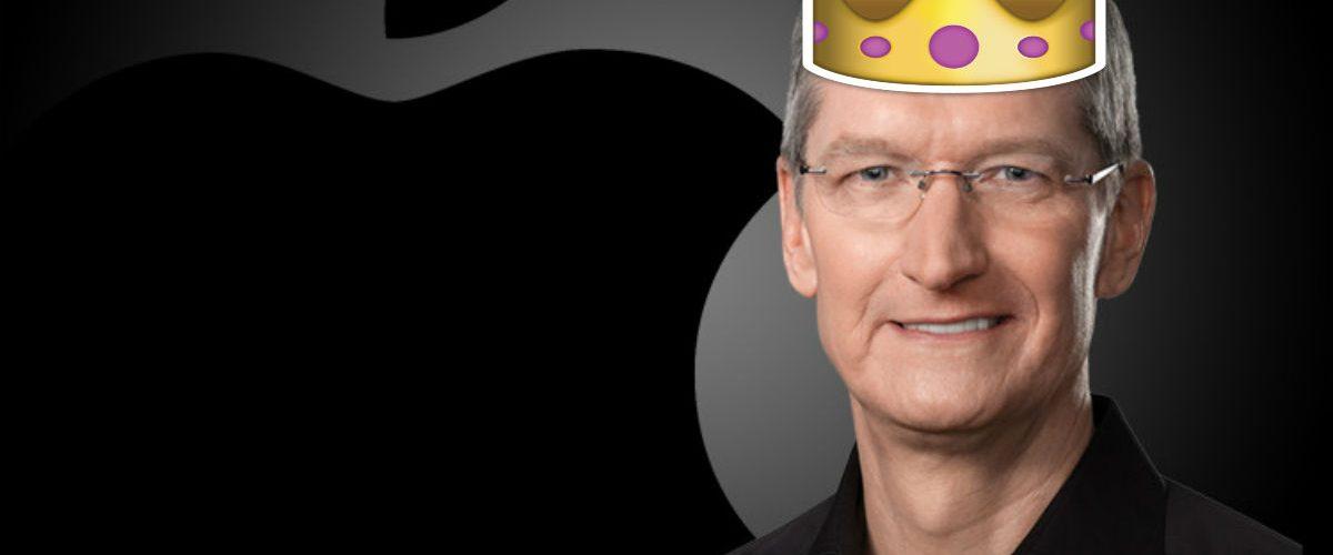 Apple y Google, los gigantes de tecnología más valiosos del mundo