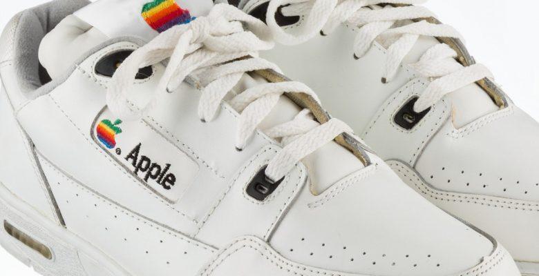 Puedes comprar estos tenis de Apple por 15 mil dólares