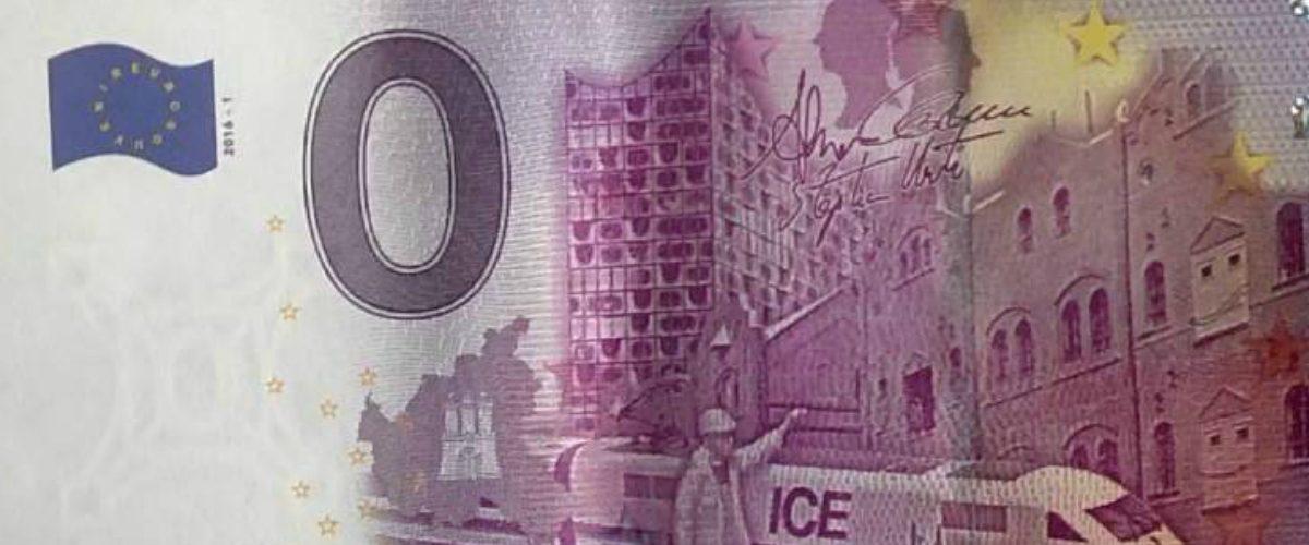 Lanzan billete de cero Euros y se agota en menos de 24 horas