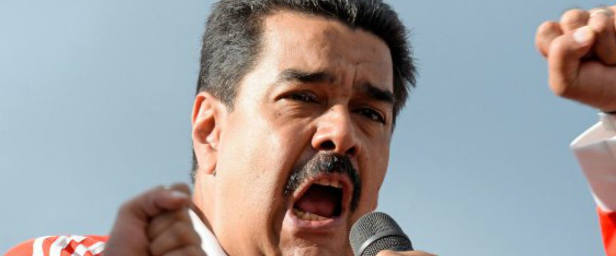 Maduro despotrica contra Twitter por bloquear sus cuentas