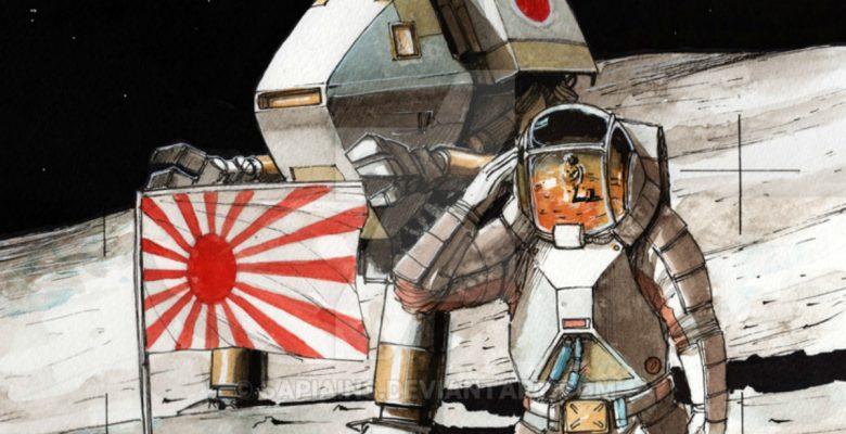 Japón planea poner a un astronauta en la Luna en 2030