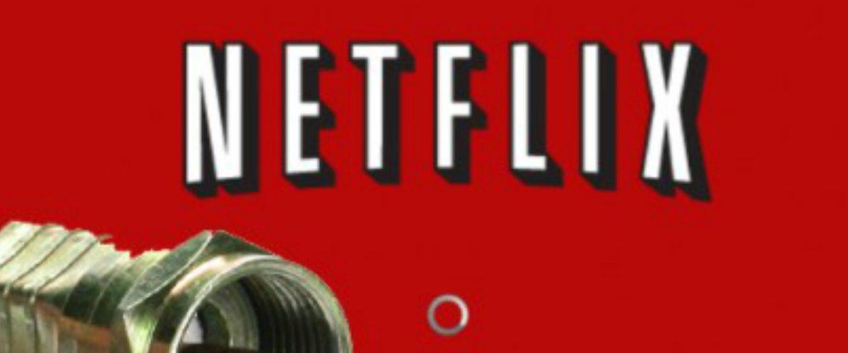 Netflix es ya más importante y valioso que la TV por cable