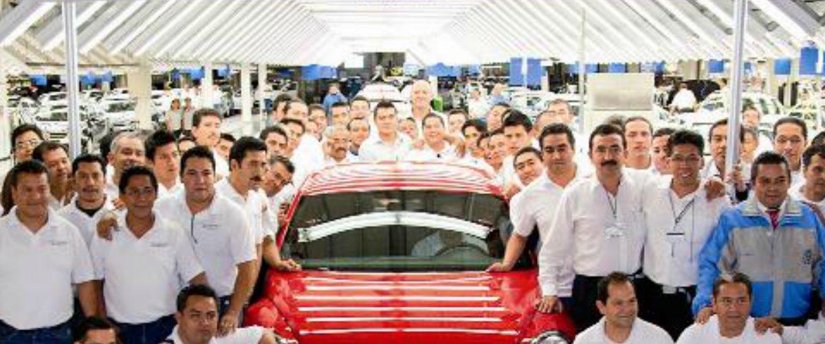 México es potencia automotriz mundial y ahora va por más