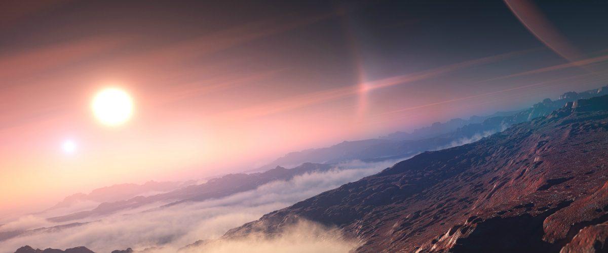La NASA halló 10 posibles opciones para abandonar la Tierra