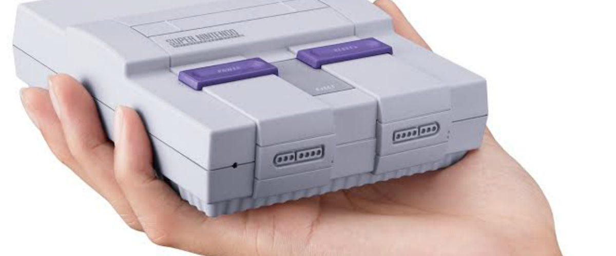 Mini Super Nintendo saldrá en septiembre; aquí te damos fecha y sus juegos