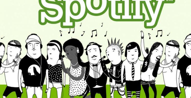 Hay 140 millones de personas que escuchan su música en Spotify