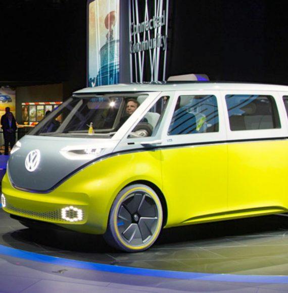 Volkswagen prepara el regreso de 'la combi' en versión futurista
