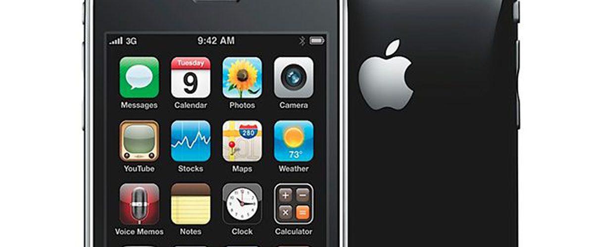 Así eran los teléfonos que usaban los primeros compradores del iPhone
