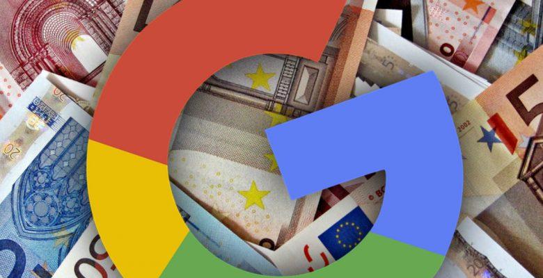Corte Europea multa a Google por supuestas prácticas abusivas