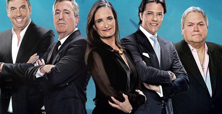 Ahí viene la segunda temporada de Shark Tank México