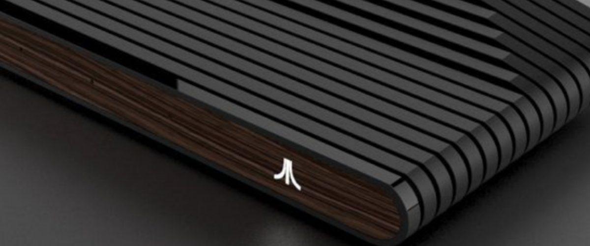 Así será la consola que promete devolverle a Atari sus días de gloria