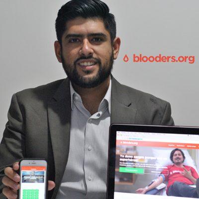 Mexicano revoluciona el proceso de donaciones en el país