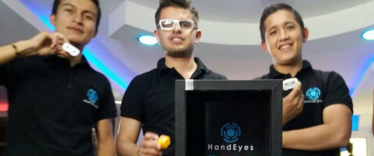 Latino de 25 años devuelve la vista a invidentes con dispositivo de ondas