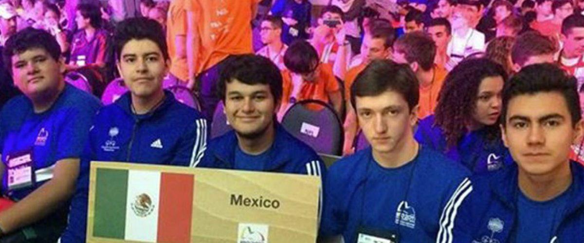 Mexicanos triunfan en la 58ª Olimpiada Internacional de Matemáticas