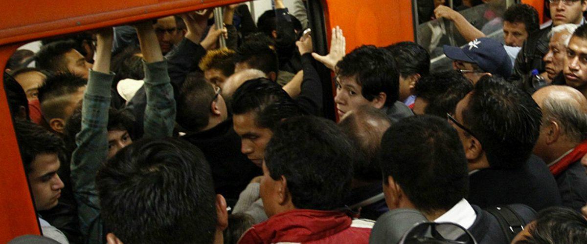 Estas son las cinco estaciones más peligrosas del Metro de la CDMX