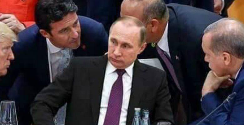 La foto viral de Putin en el G20 que ha puesto de cabeza a internet es falsa