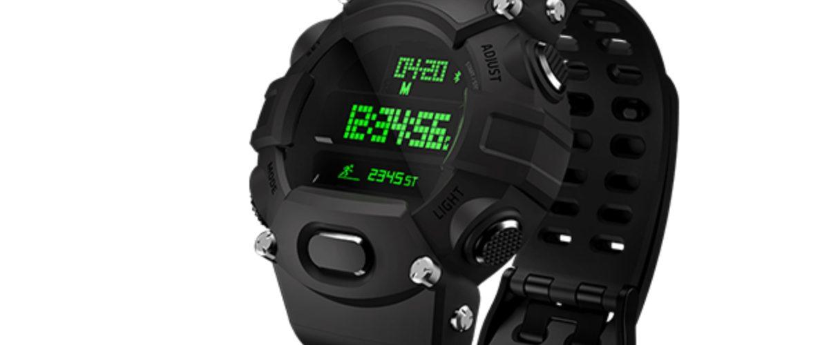 Te regalamos un smartwatch Razer Nabu