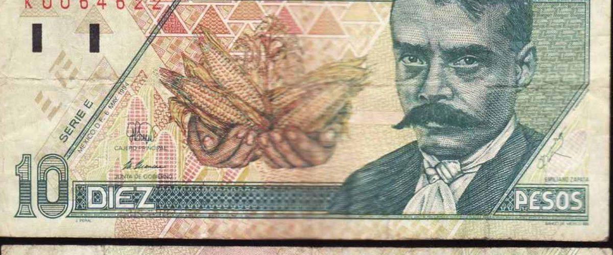 ¿Recuerdas el billete de 10 pesos? Aún puedes usarlo
