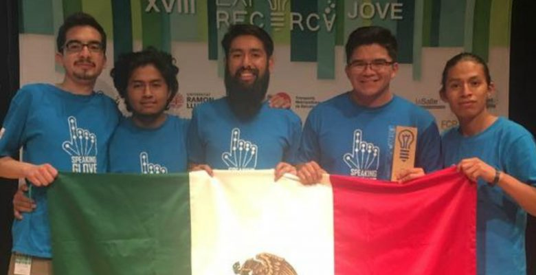 'Hablar' a través de un guante: innovación mexicana