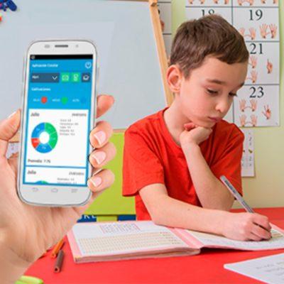 Esta app mexicana te ayuda a cuidar de tus hijos, aunque estén en la escuela